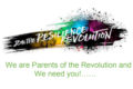 Join the Parents of the Revolution virtual 'Coffee and Chat' on Thurdays at 1:30pm